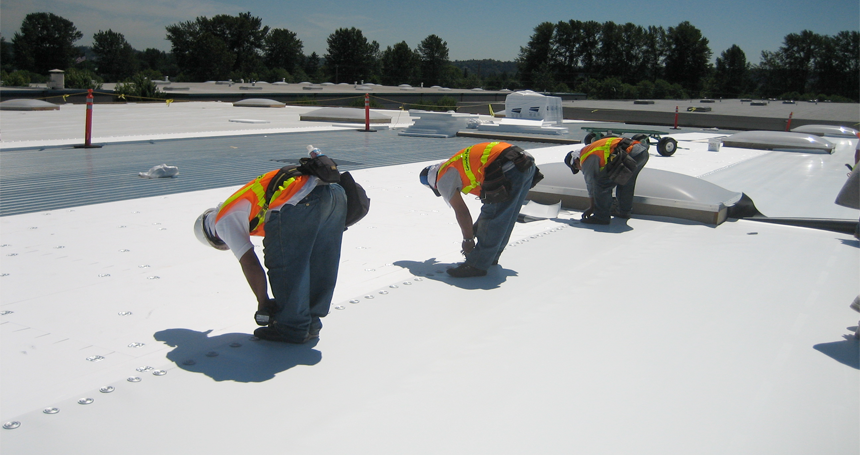 Commercial Roofing Contractors - Quality Commercial Roofing Replacement solutions