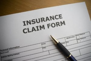 Roofing Insurance claim form Lafayette